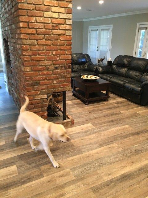 Coretec Blackstone Oak Attic Flooring Attic Rooms Attic Remodel