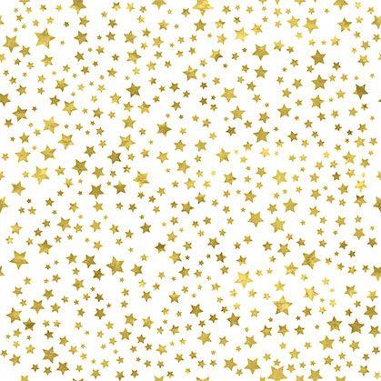Gold Stars On White Gold Star Wallpaper White And Gold Wallpaper Gold Aesthetic