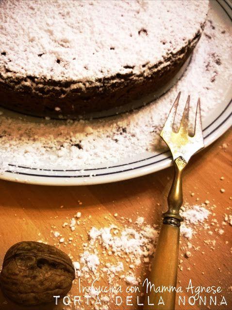 Photo of In Cucina con Mamma Agnese: Torta della Nonna alla frutta con Cav