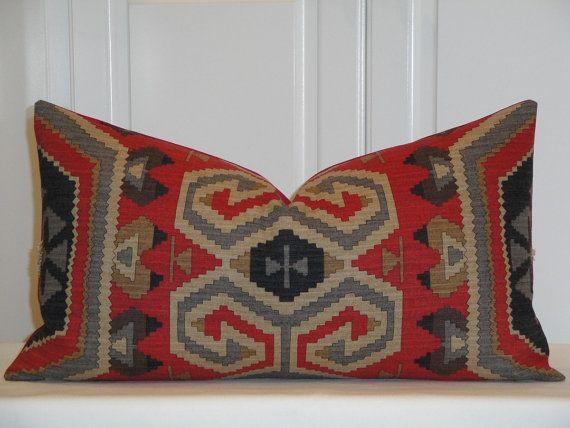 Decorative Pillow Cover Southwest IKAT Throw Pillow Accent Beauteous Southwest Style Decorative Pillows