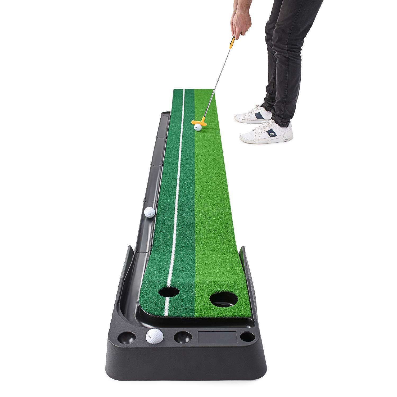 Indoor Golf Putting Green | Golf putting green, Golf ...