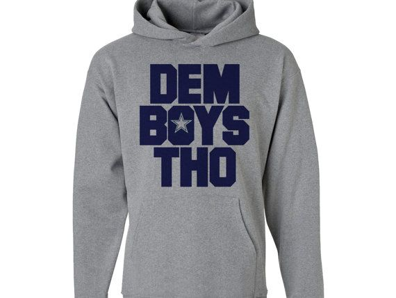 low priced 9f252 5468d DEM BOYS THO Unisex Men Women's Hoodie | We Dem Boyz Shirts ...