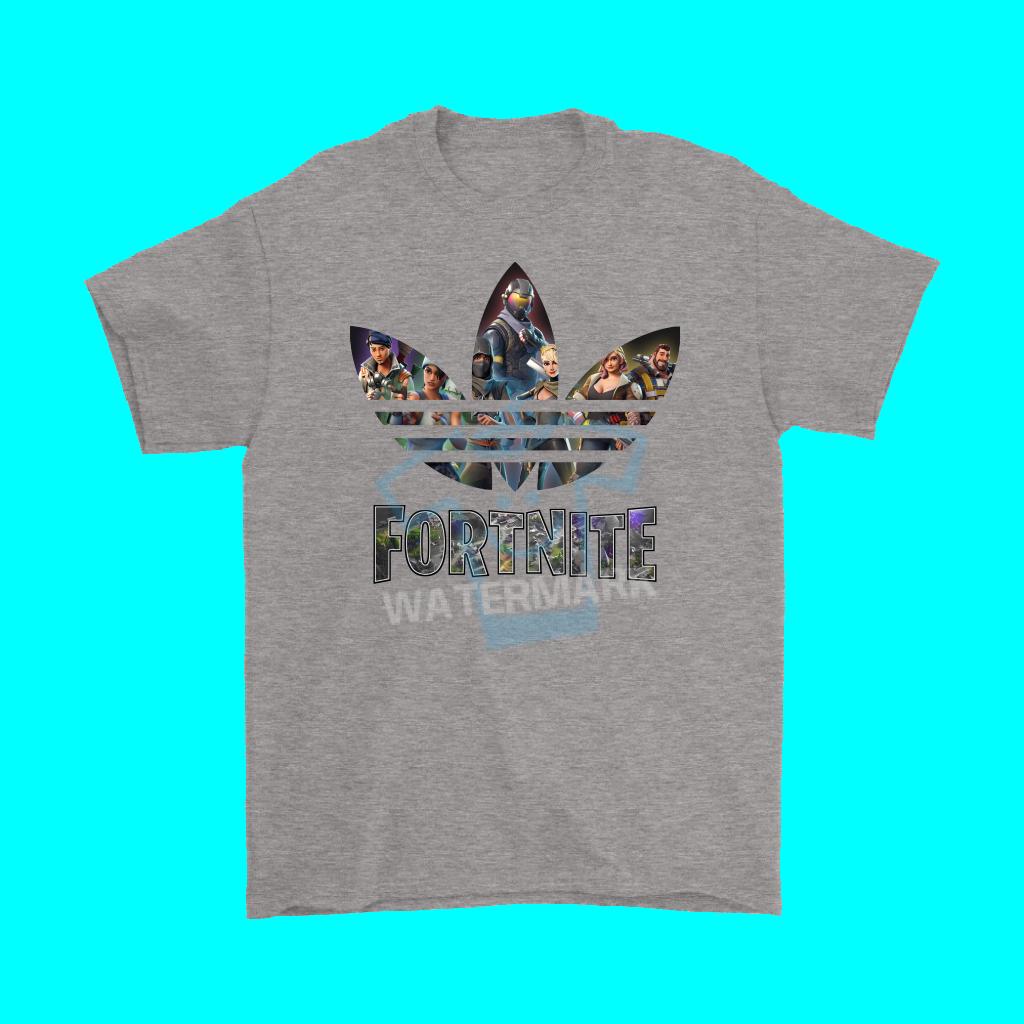 Fortnite Battle Royale x Adidas Logo Shirts | Products