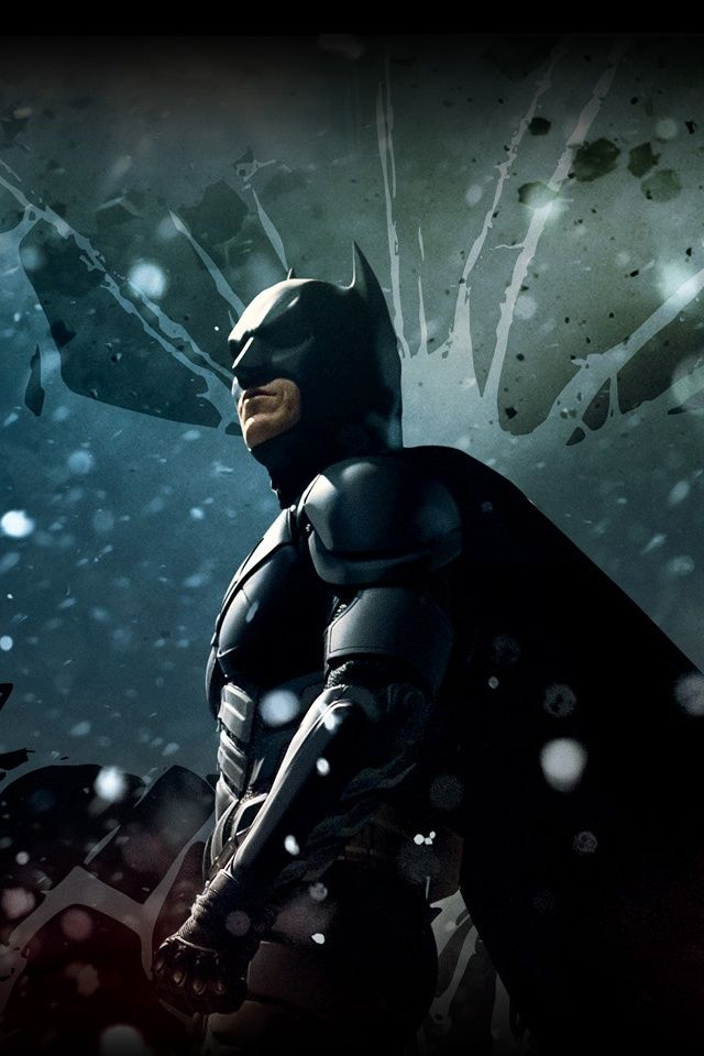 The Dark Knight Rises Batman Wallpaper Hd
