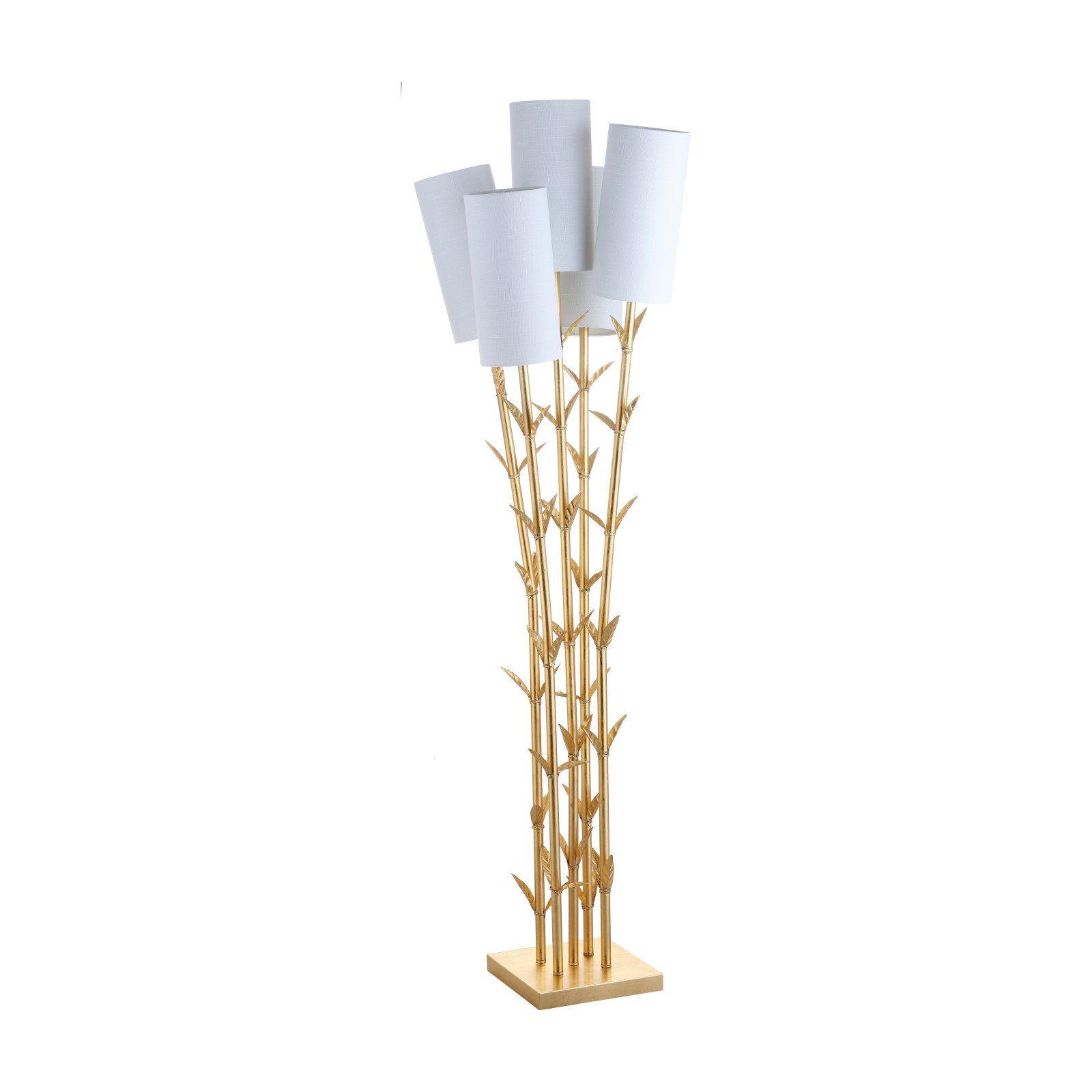 bamboo floor lamps target