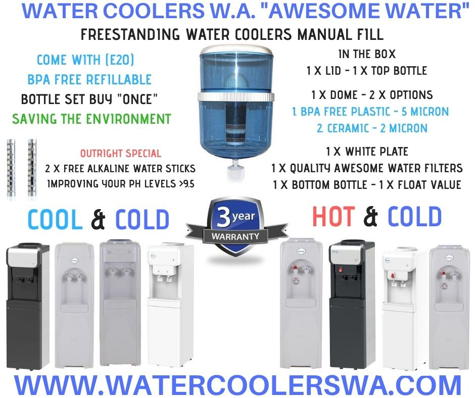 WATER COOLERS REFILLABLE in 2020 Water coolers