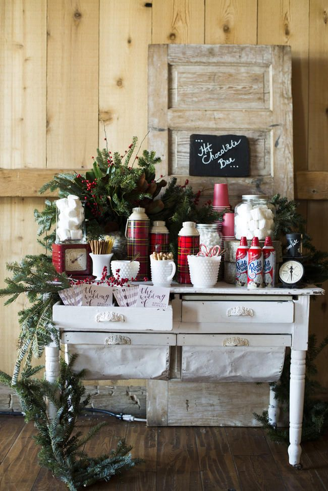 Hot Drinks Diy Bar 8 Ways To Serve At Your Wedding Https