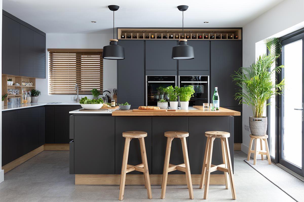 a designer s dream kitchen kitchen inspiration blog masterclass kitchens interior design on kitchen interior grey wood id=94805