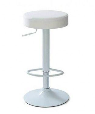 taburete chester blanco | taburetes | pinterest