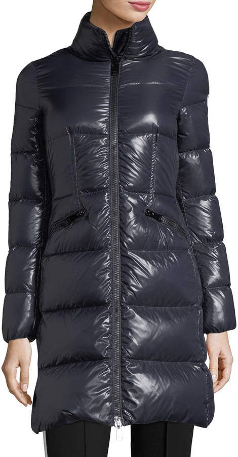 Moncler Jasminum Quilted Puffer Coat | Products | Coat