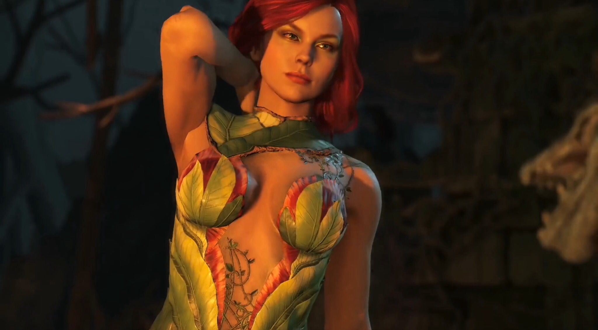 Injustice 2 Poison Ivy Poison Ivy Injustice 2 Catwoman