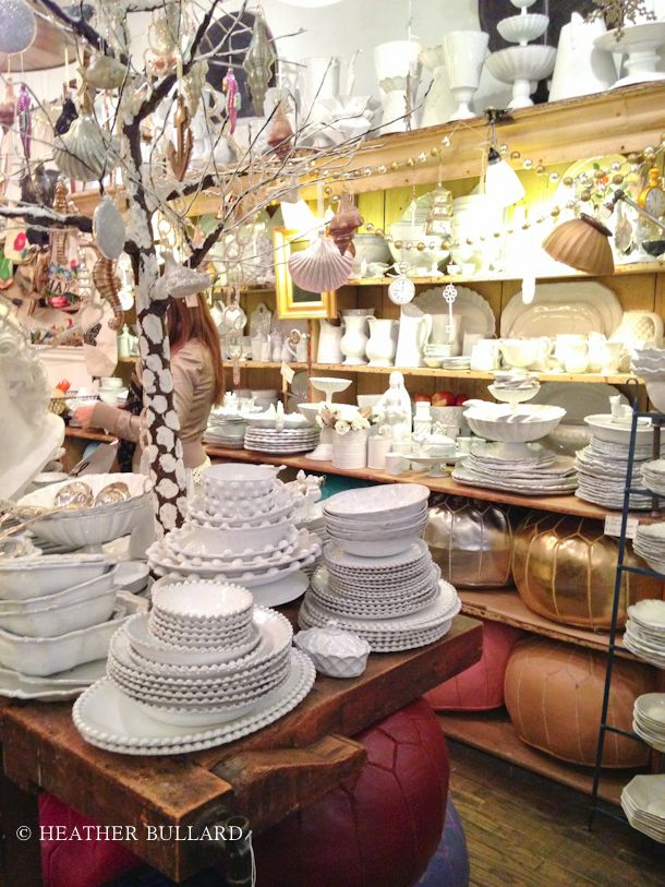 Nyc John Derian Nyc Inside Shop Store Displays