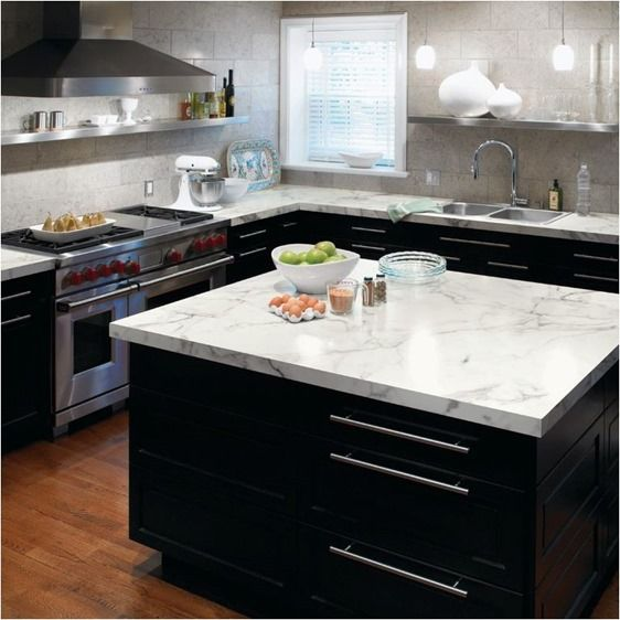 Kitchen Worktops Pros And Cons: Kitchen Countertop Options: Pros + Cons