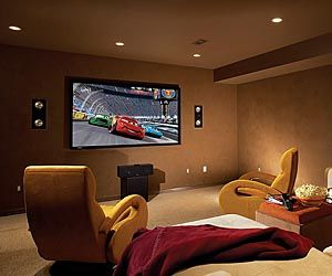 home room designs. Home Theater Room Design  Ashley Furniture Sofa System www photography etc com Popcorn Please