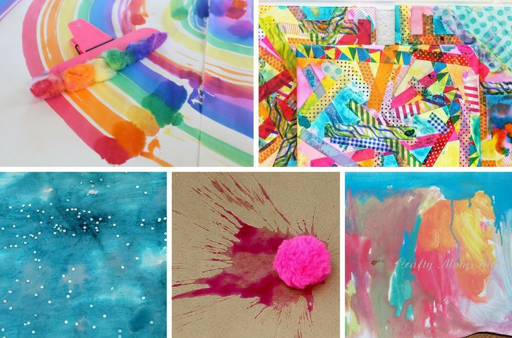 47 Creative Watercolor Painting Ideas Kids Will Love Watercolor