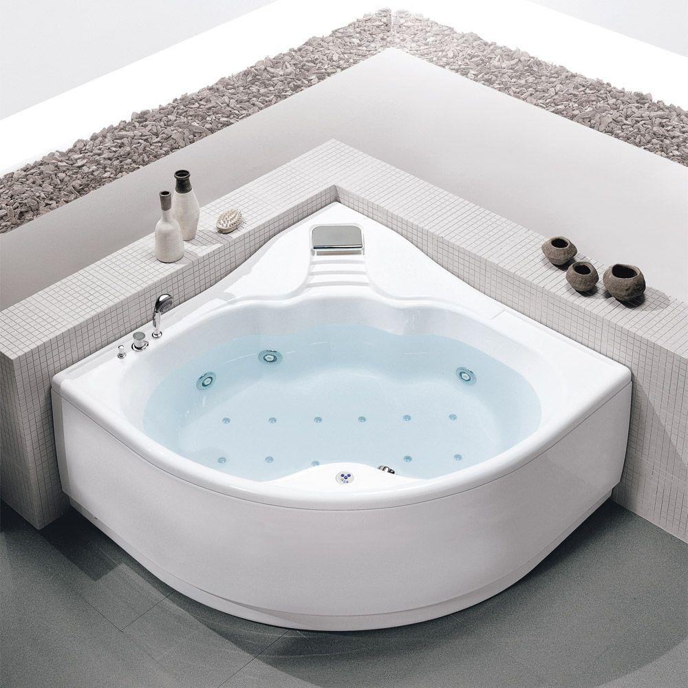 Vasca idromassaggio HAFRO-GEROMIN | Armony Plus | Arredo bagno ...