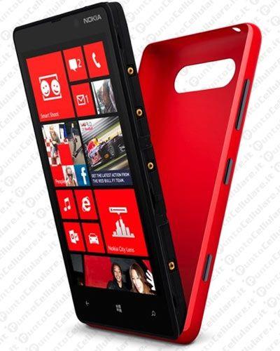 Nokia Lumia 820 - via libera alle cover fai da te con le stampanti 3D