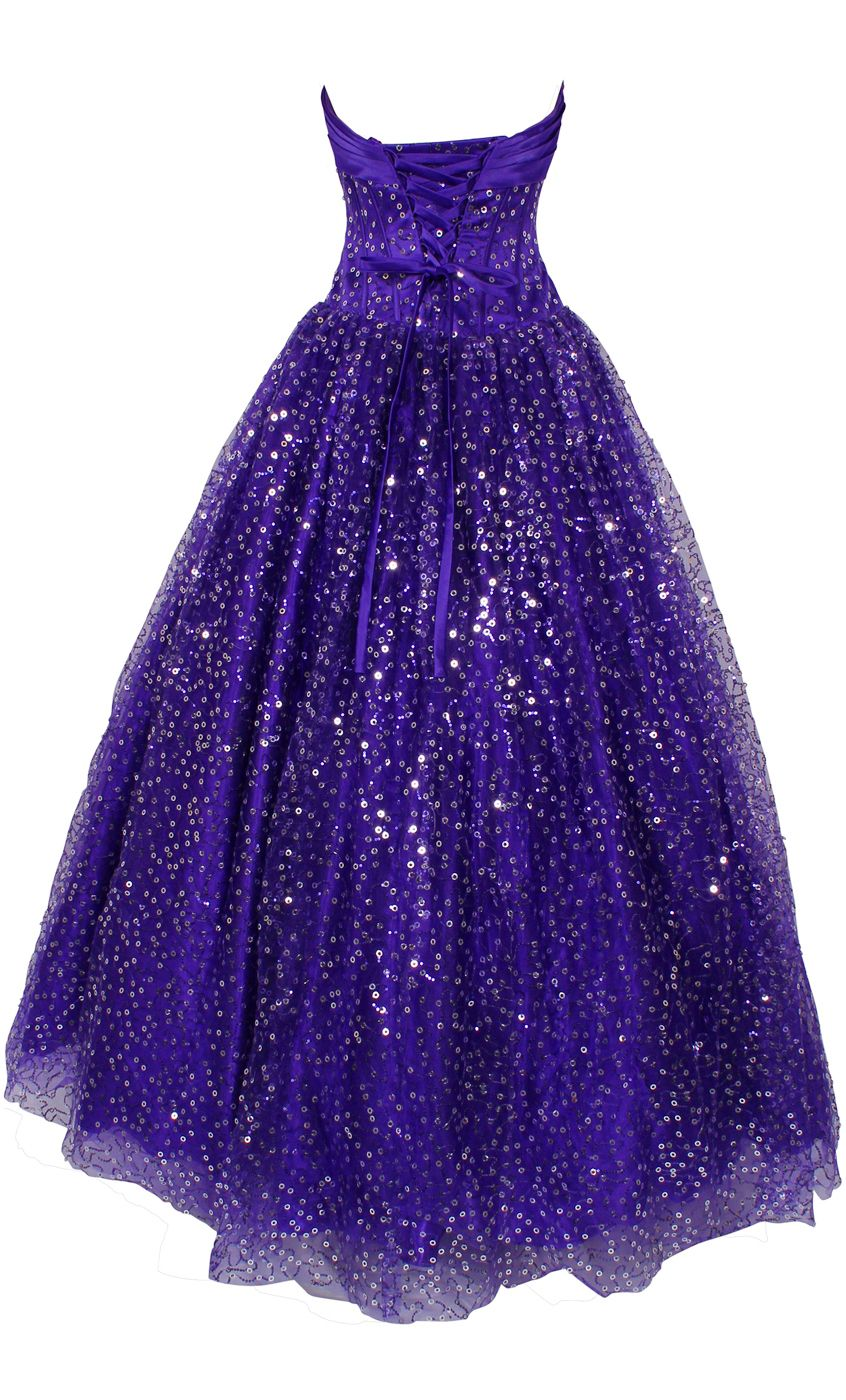 The long prom dresses are in and this is just dazing the sequins