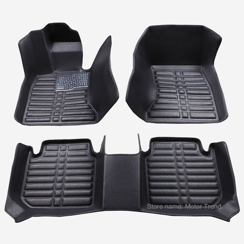 Customized Good Car Floor Mats For Ford Fusion Mondeo Focus Edge