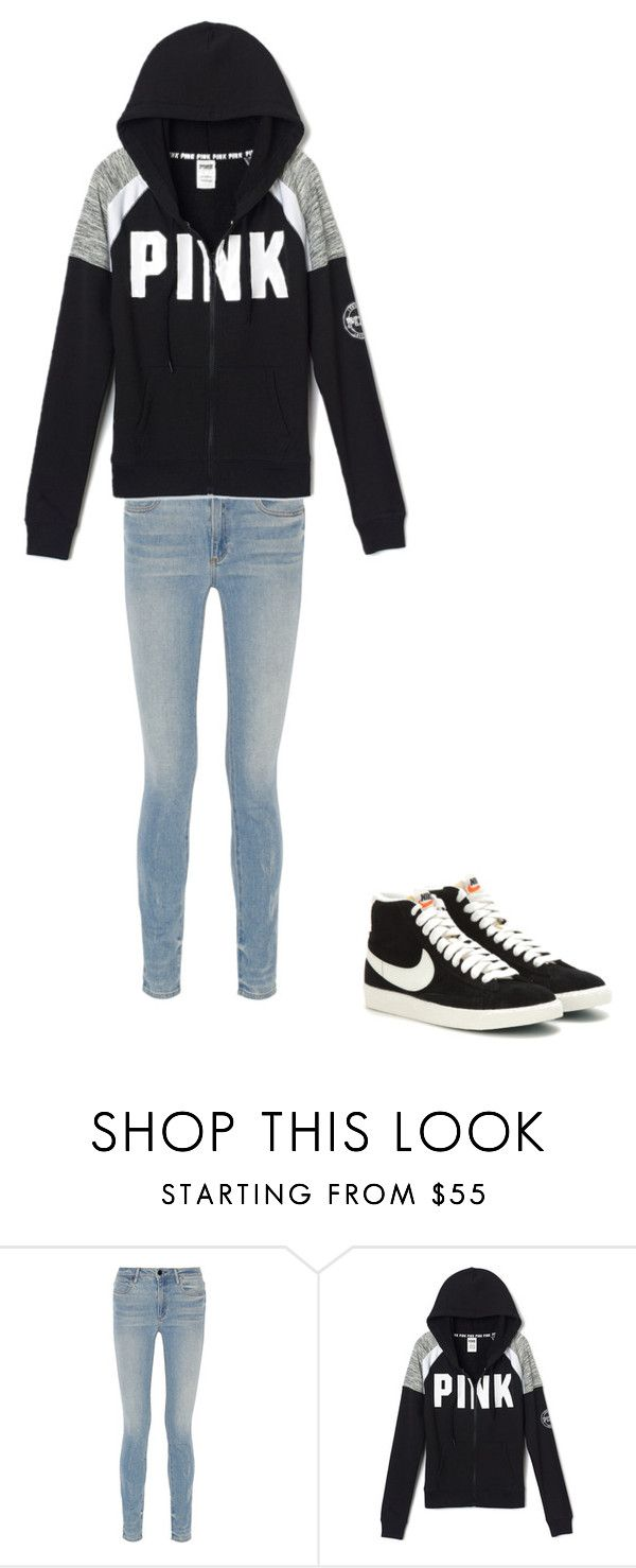 """Untitled #2"" by karlee-200359 ❤ liked on Polyvore featuring Alexander Wang and NIKE"