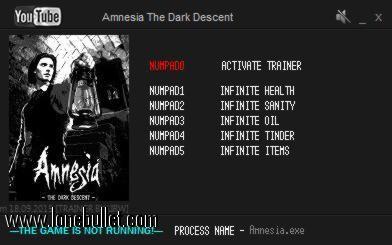 Download Amnesia The Dark Descent 6 Trainer For The Game Amnesia