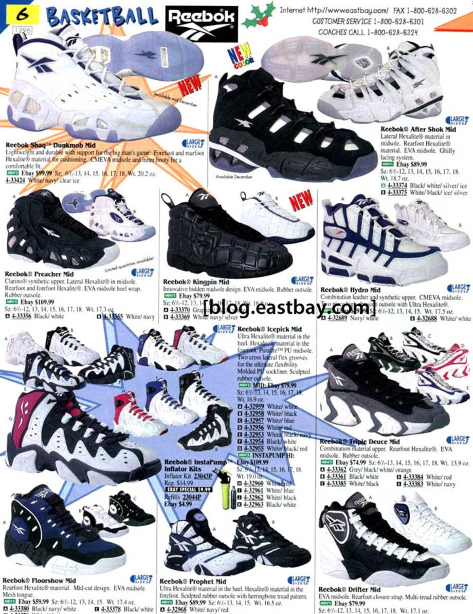 25 Classic Sneakers From Vintage