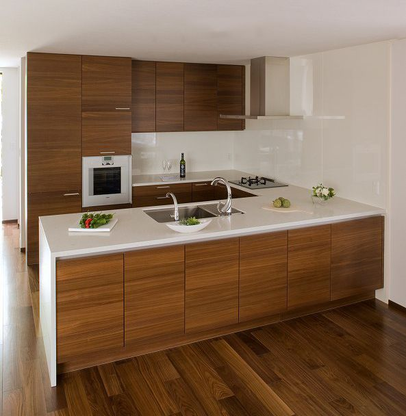 Kitchen Cabinets Wood Choices: Wood Is Always A Delightful Choice For A Kitchen
