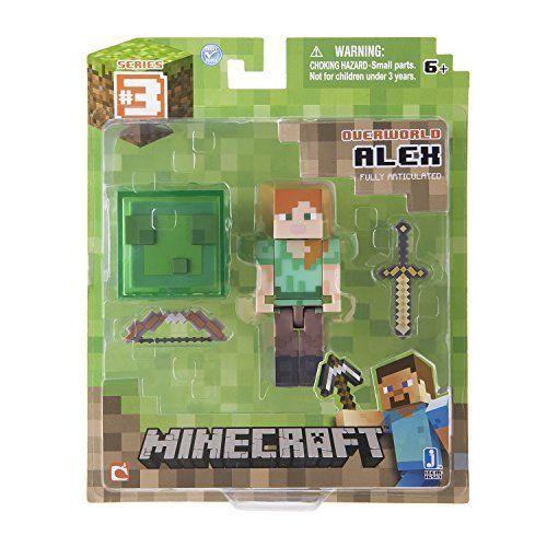 Minecraft Magma Cube 3 action figure Jazwares New Free Shipping MC