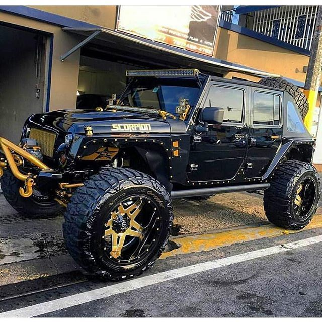 Instagram Media By Dubmagazine Look At This Badass Jeep This Rig