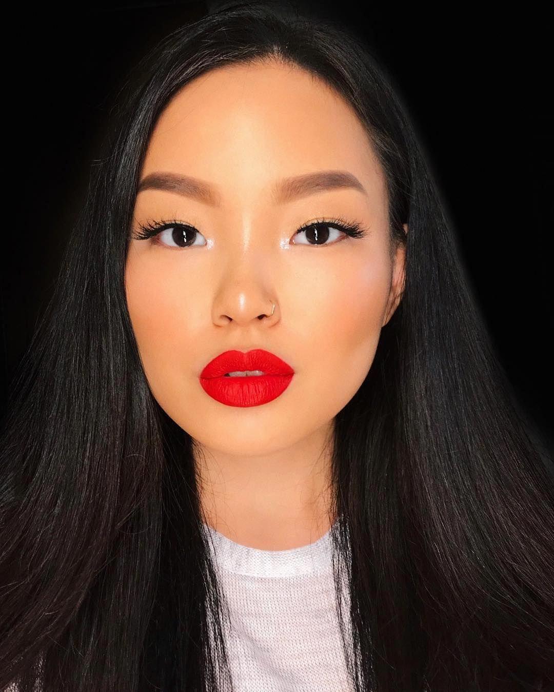 Makeuplooks Makeup looks, Red lips makeup look, Makeup