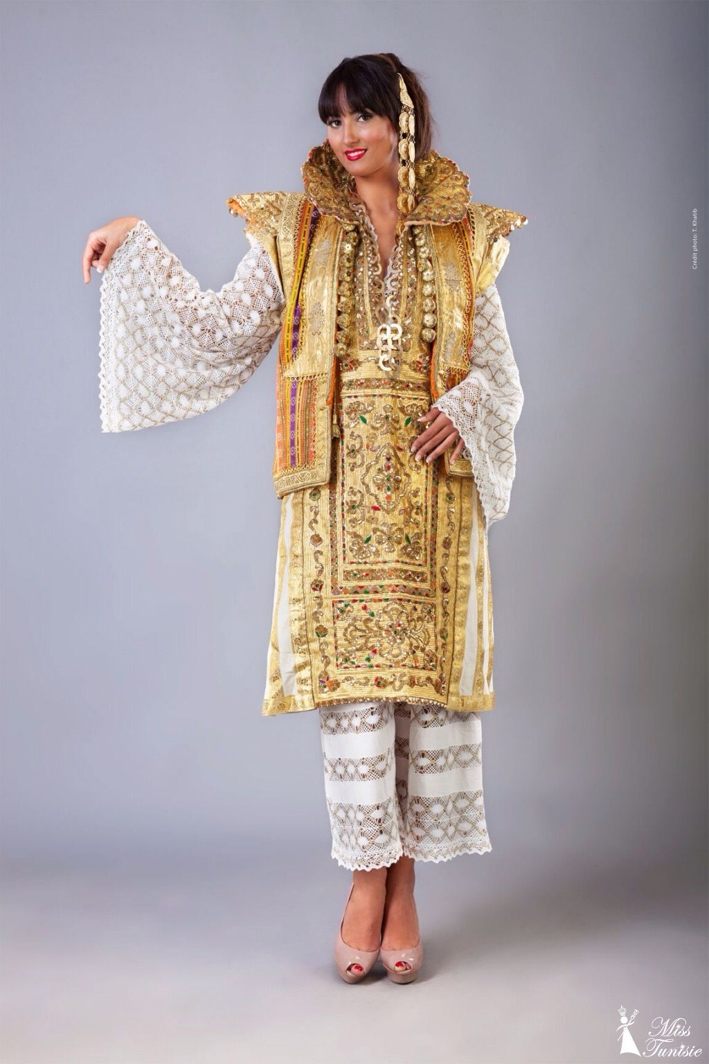 Habit Traditionnel De Tunisie Habit Traditionnel Tunisien Robe