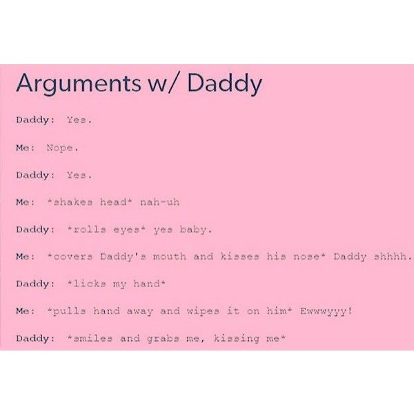 ?♡Daddy's lil' kitten♡? (@xxdaddys.babygirlxx) • Instagram photos and... ❤ liked on Polyvore featuring daddy kink, daddy and pink top
