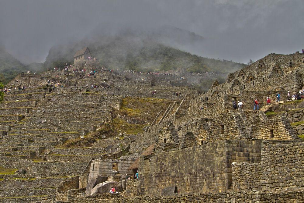 Machu Picchu Wachhaus