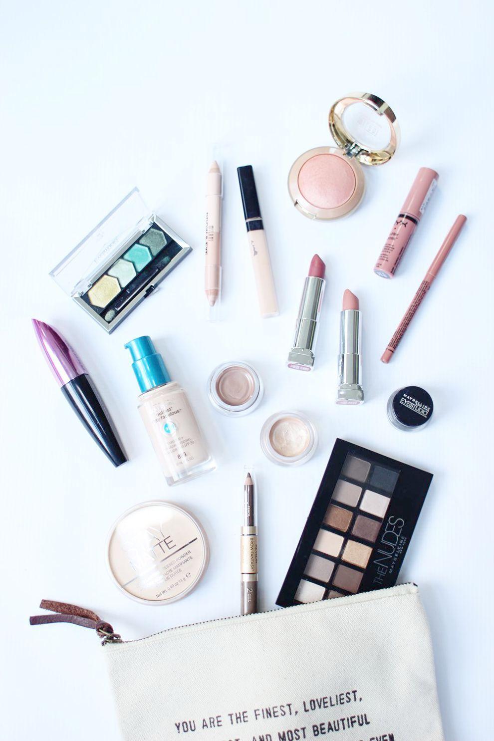 Makeup Artist Average Salary but Sophia Joy Makeup Bag