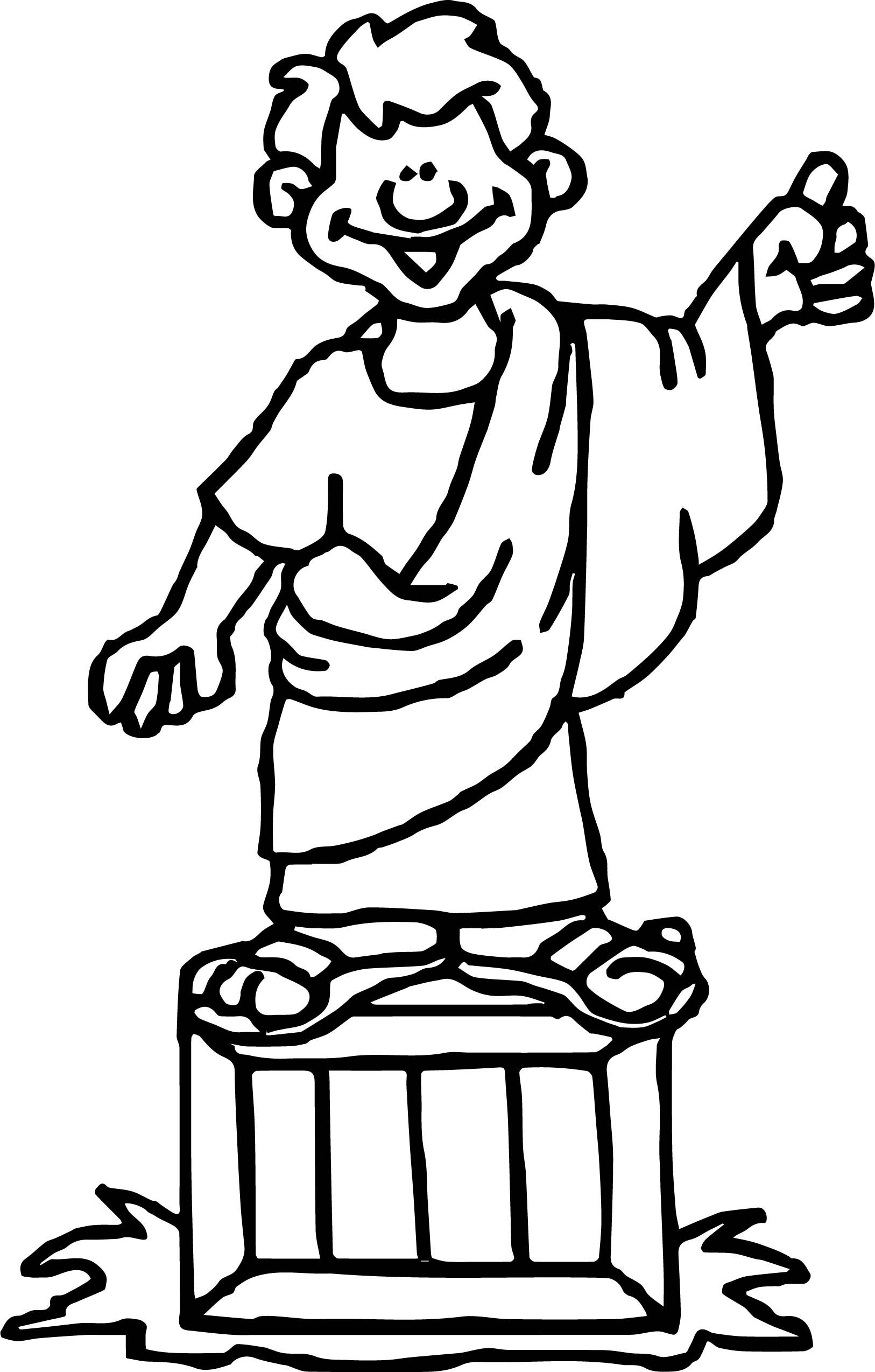 cool Ancient Rome Talk Coloring Page | wecoloringpage | Pinterest ...