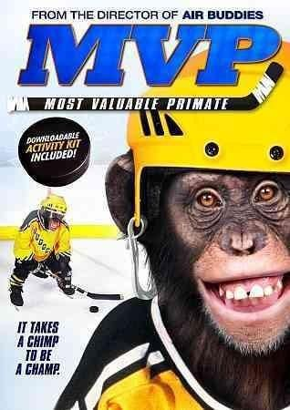 Mvp Most Valuable Primate With Images Primates Mvp Childrens Movies