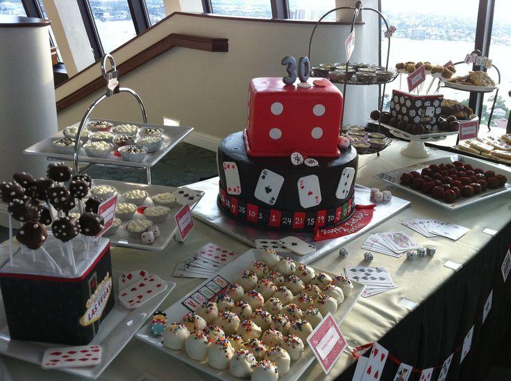 Best 25 Casino Dessert Table Ideas On Pinterest Casino Party Casino Birthday Parties And Casino Pa Casino Party Foods Casino Party Decorations Casino Party