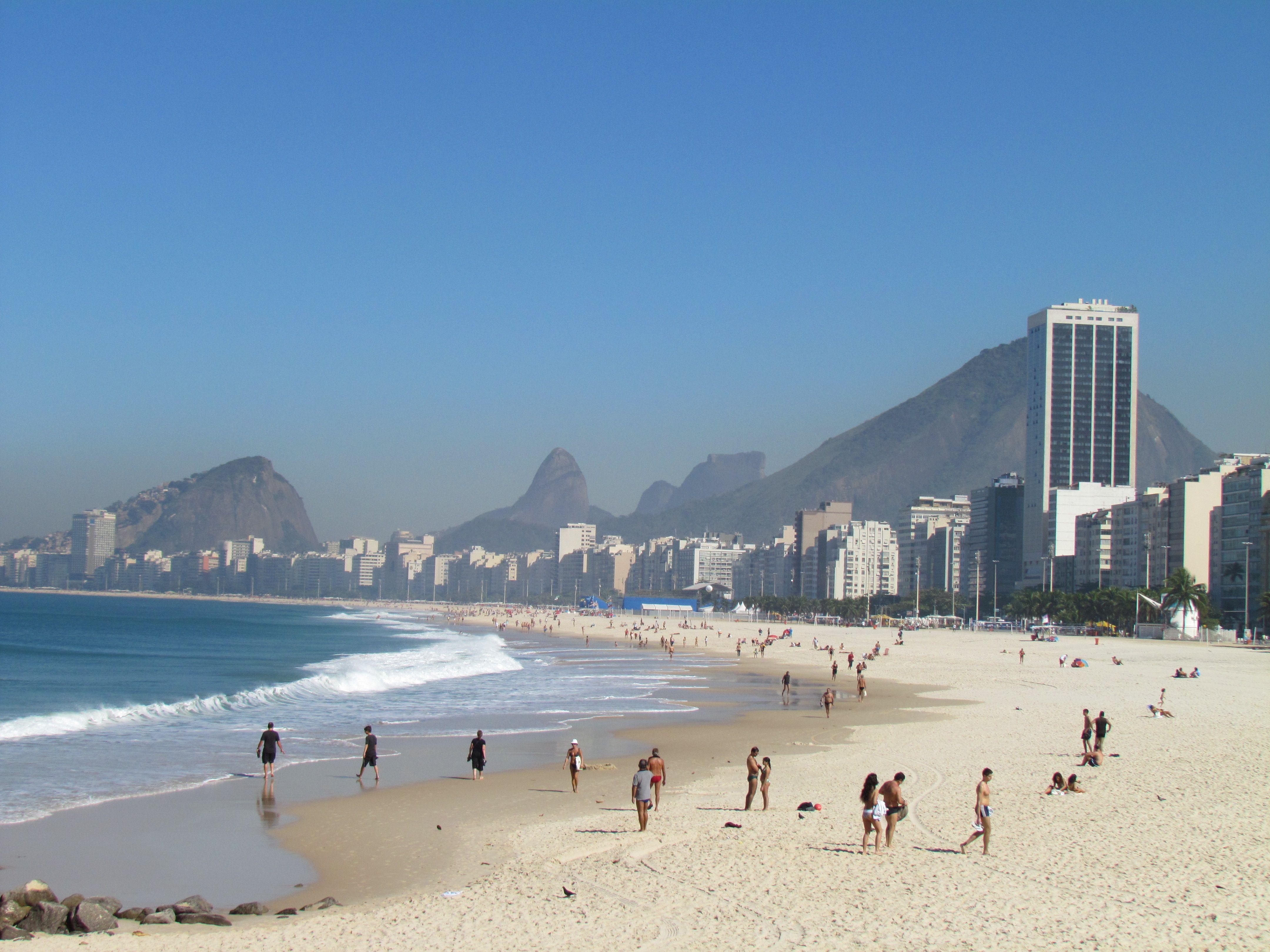 Copacabana, Rio de Janeiro, Brazil