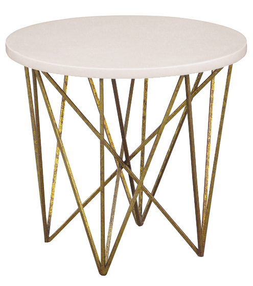 Cheap Studio Apartments Vancouver: George Round Side Table