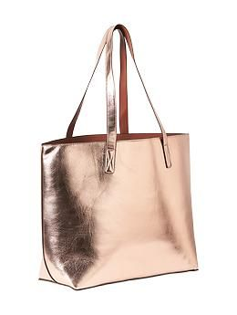 cbee0c6926 Reversible Faux-Leather Tote