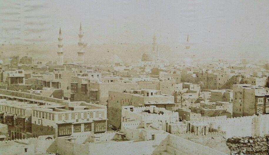 City of Madinah (1907)