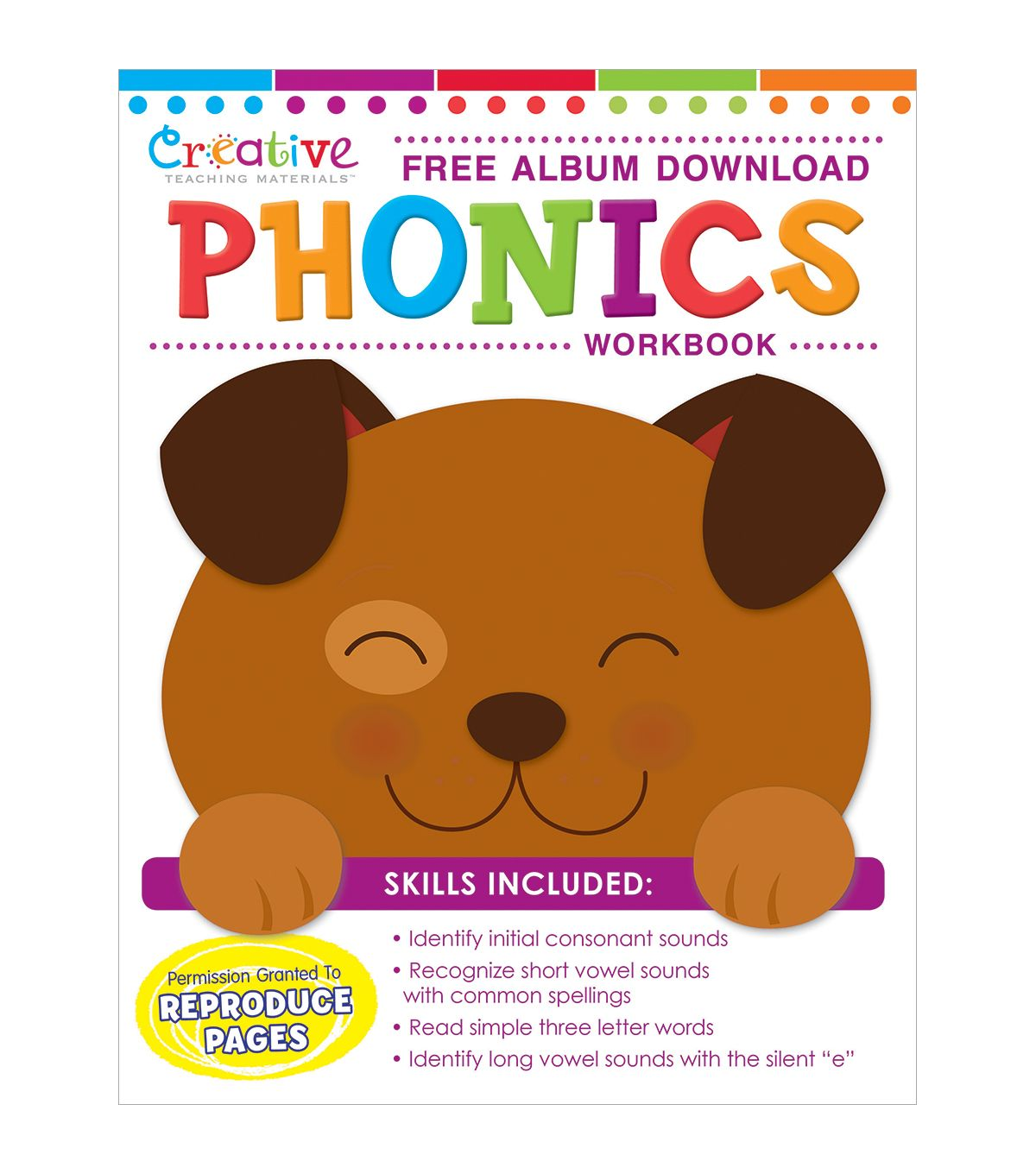 Workbooks jolly phonics workbook 1 free download : Creative Teaching Materials Workbook - Phonics | Creative teaching ...
