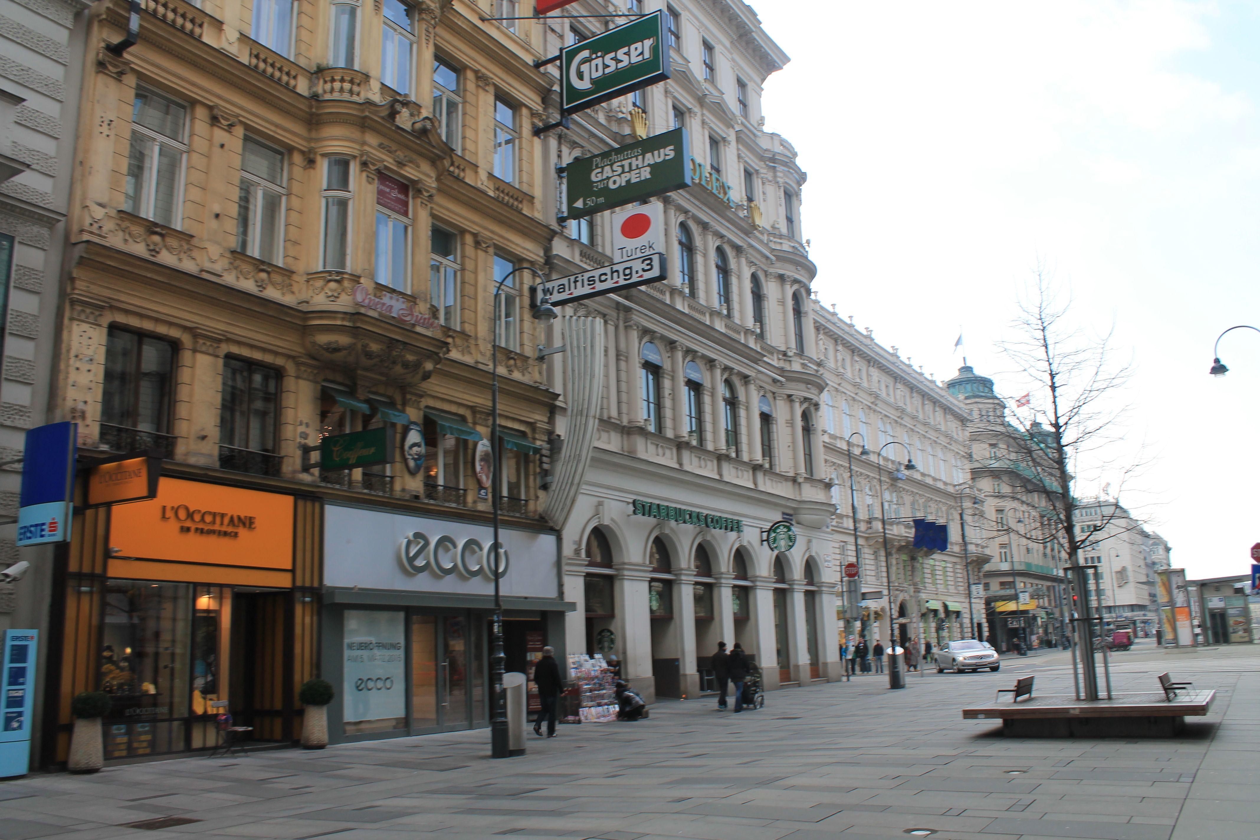 #Stephansplatz, Vienna# #Starbucks Österreich#