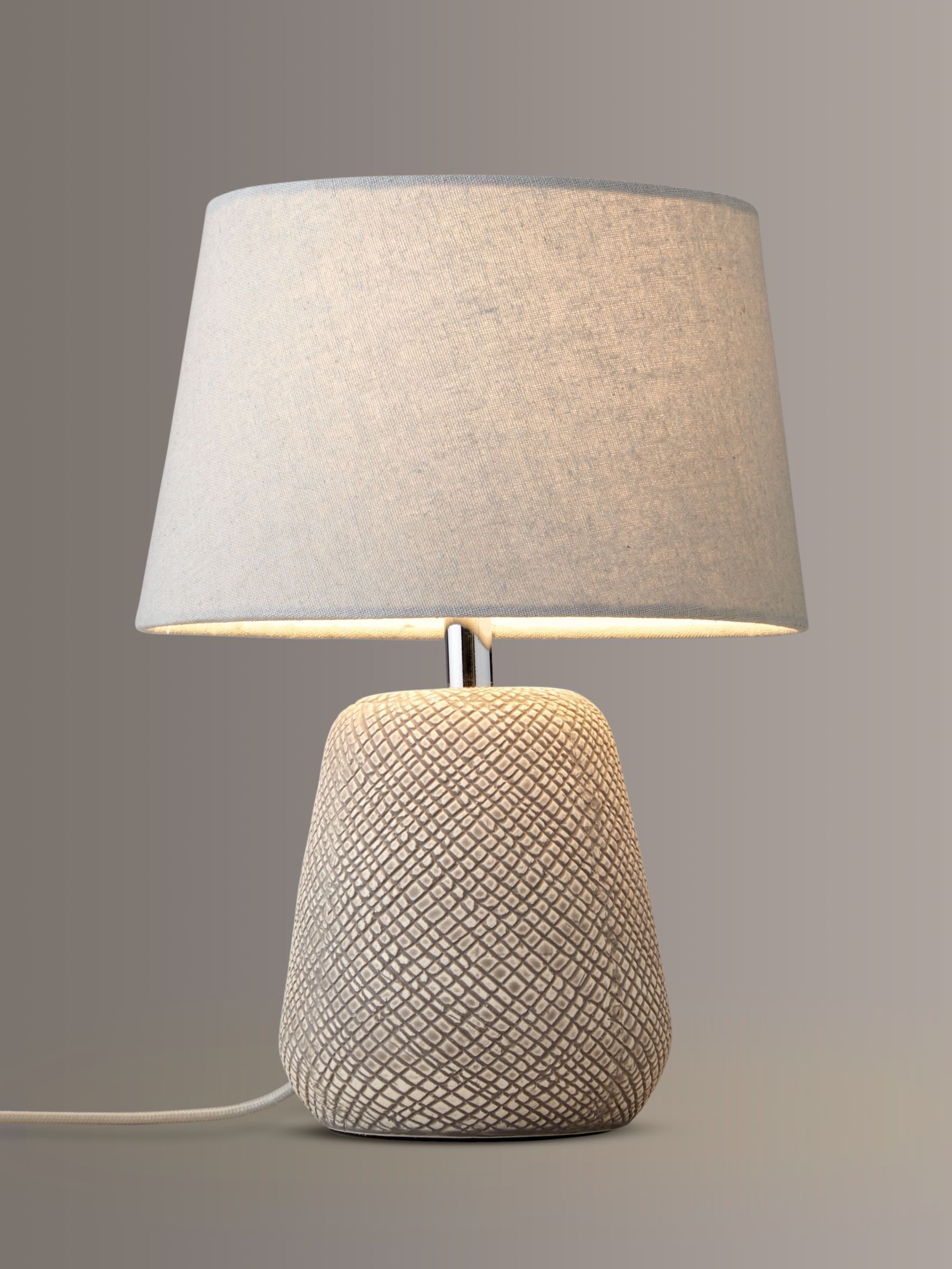 John Lewis & Partners Iona Small Table Lamp (With images ...