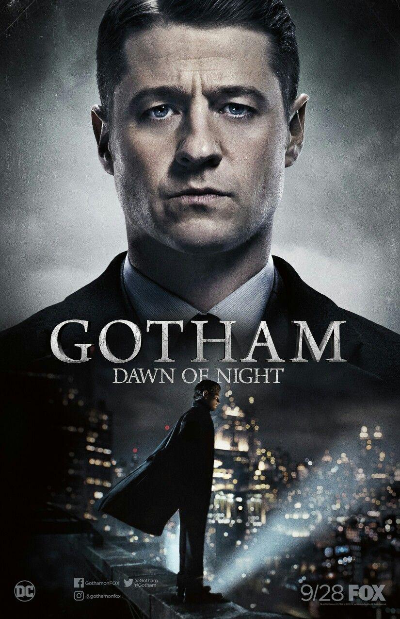 Pin De Gabriel Alexandre En Series Marvel E Dc Gotham Series Peliculas Completas