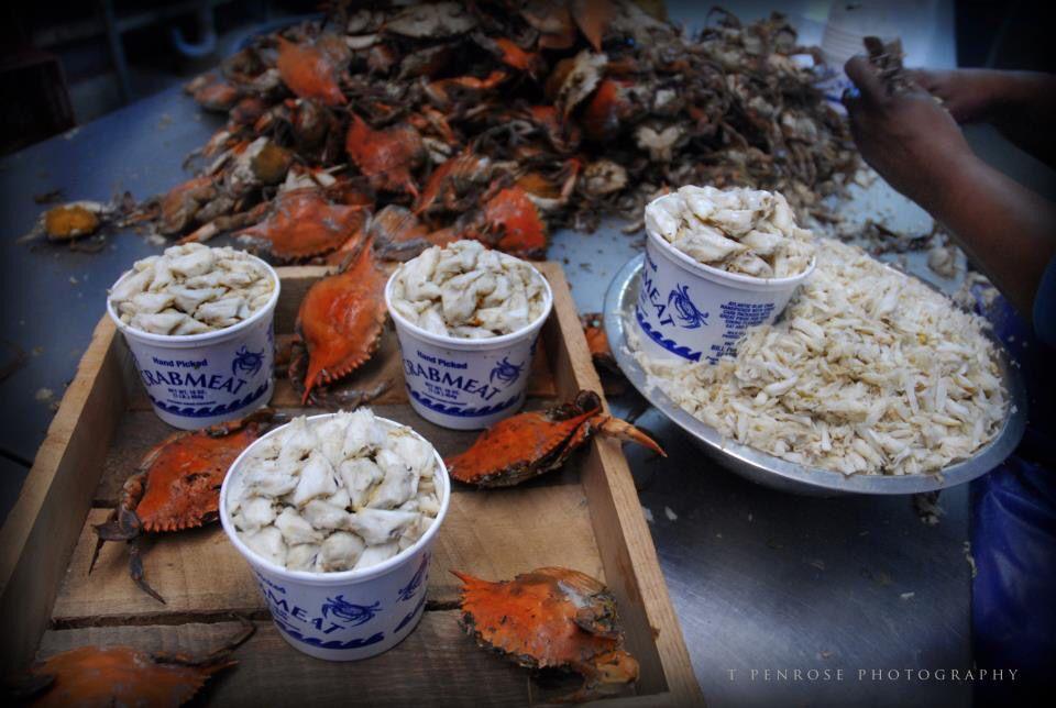 Best crabmeat in virginia bill forrest seafood poquoson