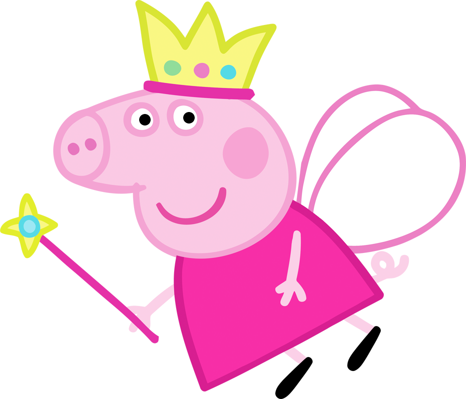 Peppa Pig Fairy: Free Party Printables, Images and Backgrounds ...