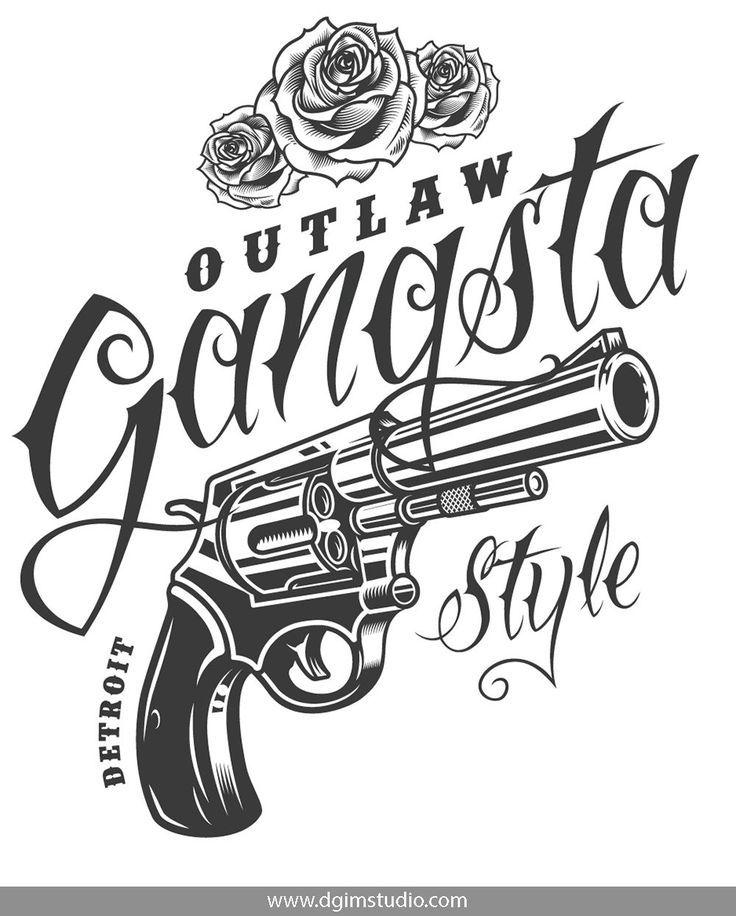 39+ Awesome 2pac thug life tattoo font ideas