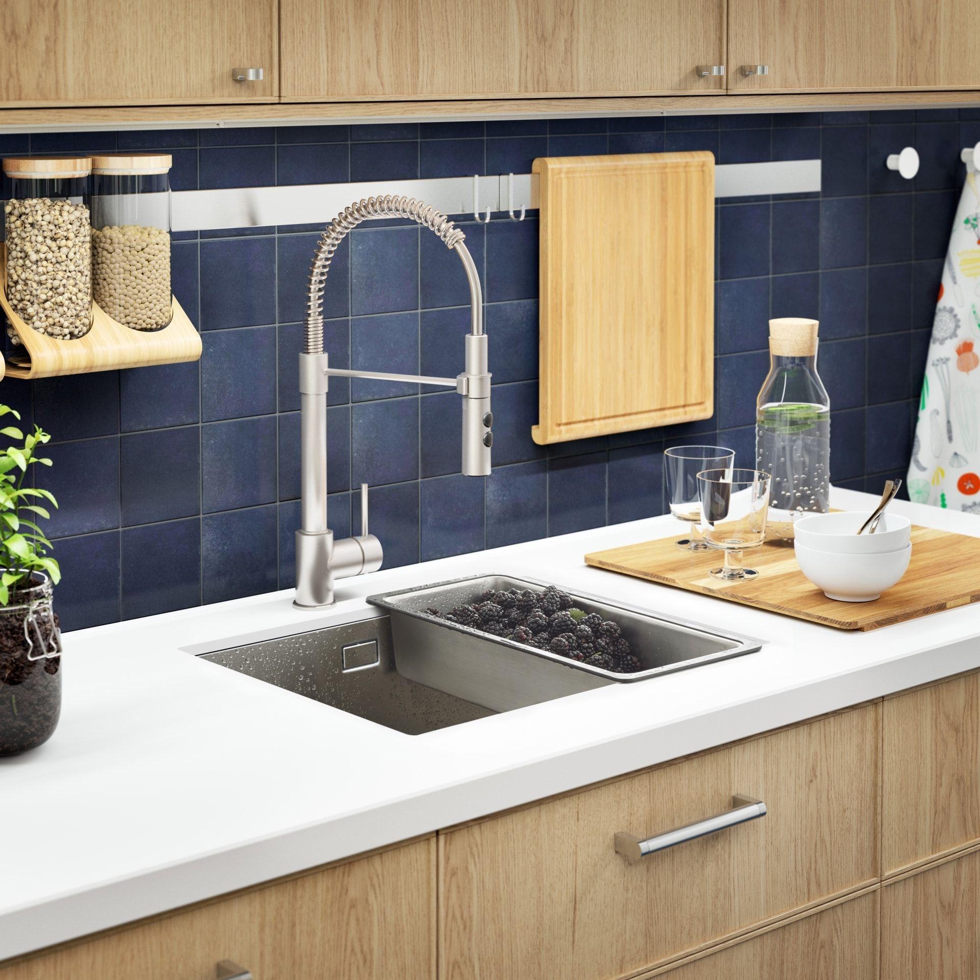 Poser Sa Cuisine Ikea mitigeur vimmerm par ikea : tous dans la cuisine avec les