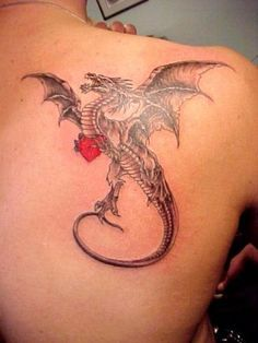 Tattoos For Women Dragon Tattoos For Women Tattoos So Blue Western Dragon Tattoo For Women Dragon Tattoo Tattoos